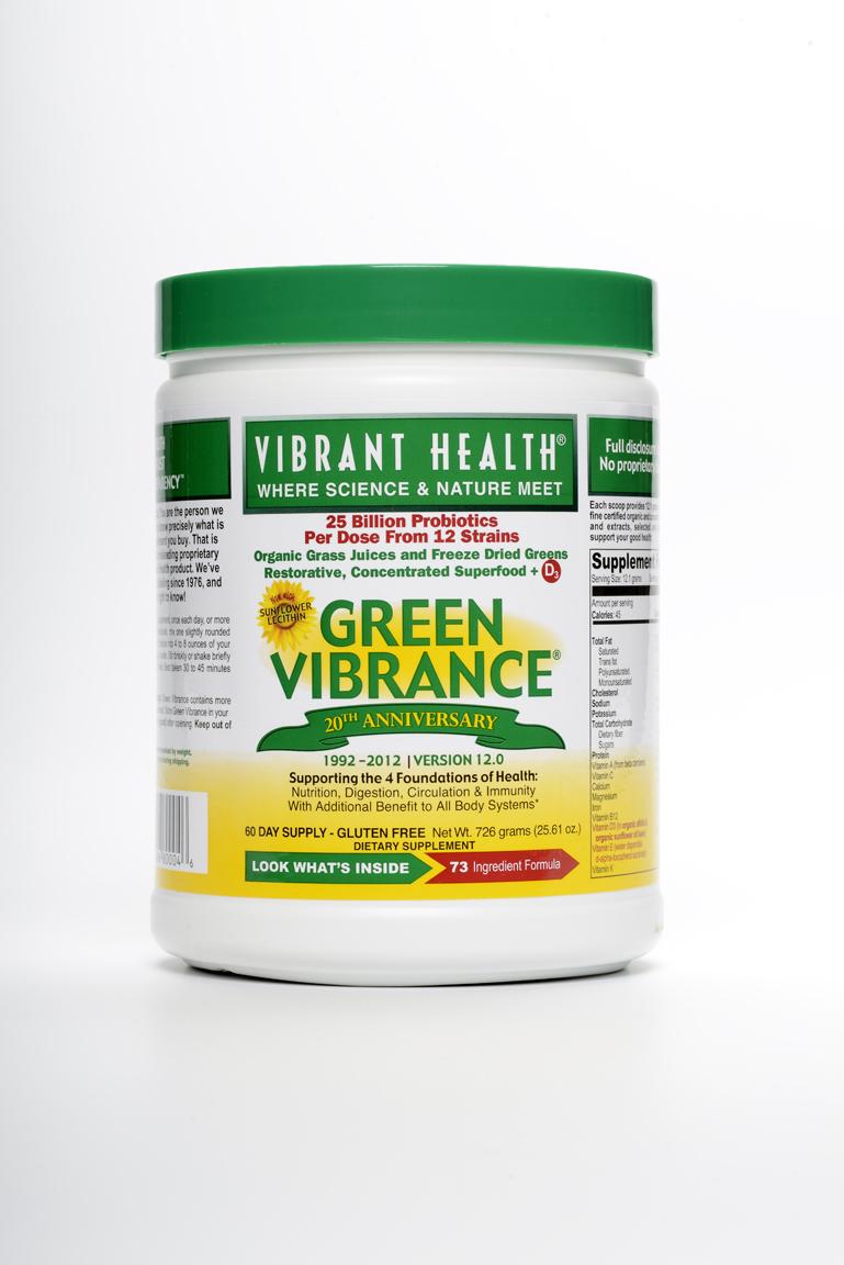 Green vibrants